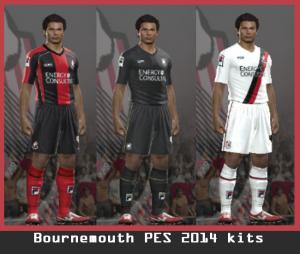 Dowload AFC Bournemouth Kits by Attila74