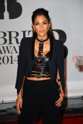 Nicole Scherzinger - 2014 BRIT Awards in London 2/19/14