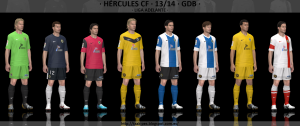 Download pes2014 Hércules CF 2013-201314 GDB by Txak