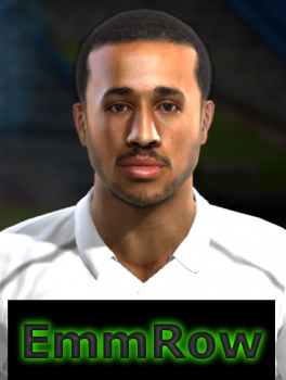 Download Andros Townsend PES face by EmmRow