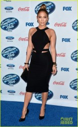 Jennifer Lopez - American Idol Season 13 Finalists Party in Hollywood 2/20/14