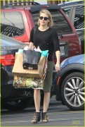 Emma Roberts - Out for Lunch 2/22/14