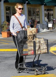Katherine Heigl - Shopping in LA 2/24/14