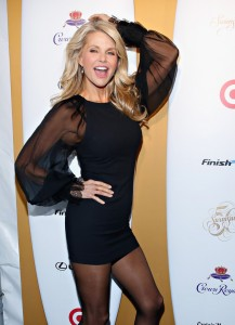Christie Brinkley - Sports Illustrated Swimsuit 50th Anniversary Party (2/5/14) x21