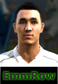 Download Nabil Bentaleb PES 2012-2013 face by EmmRow