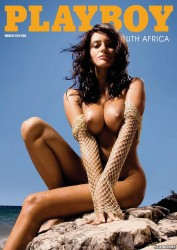 Playboy March 2014 South Africa – Sylwia Romaniuk
