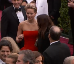 Jennifer Lawrence- 86th Annual Academy Awards - 3/2/14