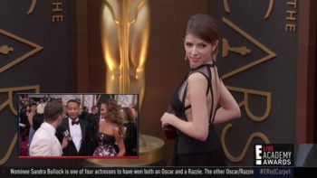 ANNA KENDRICK HOT - OSCARS RED CARPET - 2014