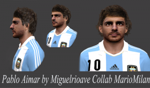 Download Aimar Face by Miguelrioave Collab MarioMilan