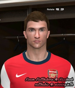 Download Ramsey PES14 Face by Reza7