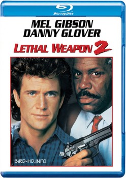 Lethal Weapon 2 1989 m720p BluRay x264-BiRD