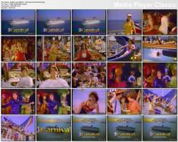 KATHIE LEE GIFFORD bikini - Carnival Cruise commercial