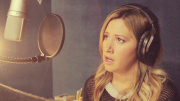 Ashley Tisdale - Behind the Scenes Birds of Paradise