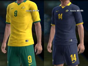 Download Australia Kits 2014 by AkmalRW