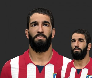 Download PES 2014 Arda Turan Face by Tunizizou