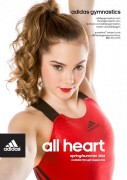 Mckayla Maroney - Adidas Gym Catalog Cover