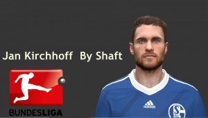 PES 2014 Jan Kirchhoff Face by Shaft