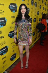 "Krysten Ritter - ""Veronica Mars"" Premiere at the 2014 SXSW Music, Film + Interactive Festival in Austin 3/8/14"
