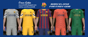 Download Barcelona Fantasy GDB by Onur Çetin