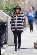 Olivia Wilde going out for lunch in New York City on March 10, 2014