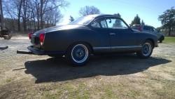 1970 Ghia, aka Black Dahlia, or the Batmobile B365a6313633673