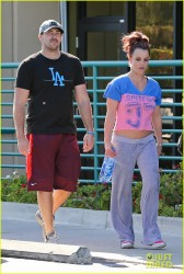 Britney Spears - Leaving the Spectrum Athletic Club in Westlake, California 3/12/14