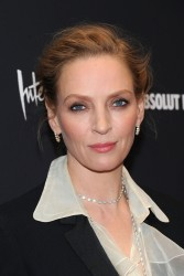 Uma Thurman - 'Nymphomaniac: Volume I' Screening in NYC 3/13/14
