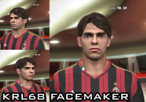 Download Ricardo Kaka Face by KRL68 Facemaker