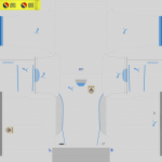 PES Uruguay WC 2014 Kits by Tunevi