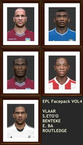 Download EPL Facepack vol. 4 by shaggyboss