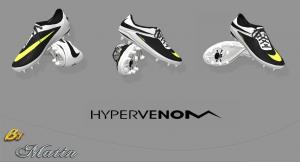Download Nike Hypervenom White-black By Matin
