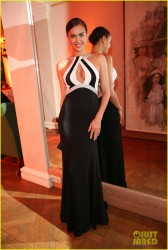 Irina Shayk - 2014 Gala Spa Awards in Baden-Baden, Germany 3/15/14