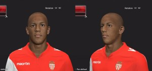 Download PES 2014 Fabinho Face by spiritusanto