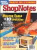 ShopNotes Issue 85