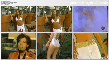 DAISY FUENTES bikini - Style network (VHS)
