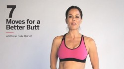 Brooke Burke - 7 Moves for a Better ***