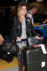 Audrina Patridge - At LAX Airport 3/21/14