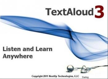 NextUp TextAloud 3.0.65 Portable