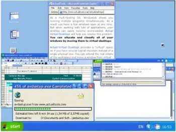 Actual Virtual Desktops 8.1.3
