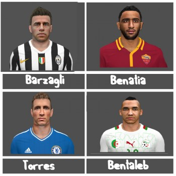 Download Facepack International vol.2 pes 2014 By Mayo
