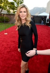 "Joanna Krupa - ""Shakira"" Album Release Party in Burbank 3/24/14"