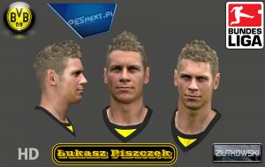 Download Łukasz Piszczek new HD Face by ZIUTKOWSKI
