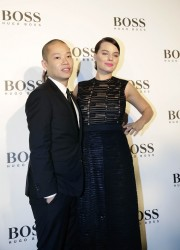 Margot Robbie - Hugo Boss Store Opening in Hong Kong 3/28/14