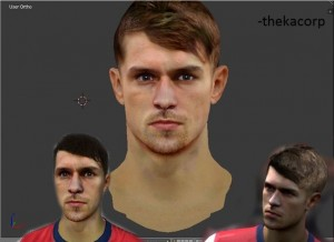 Aaron Ramsey FIFA 14 - Release by thekacorp