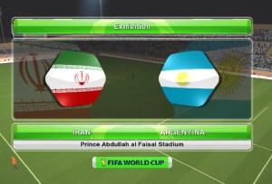 PES WC 2014 Scoreboard by ali.chila