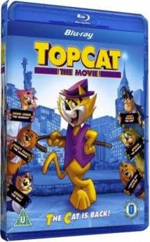 Top Cat [2011] 720p BDRip [Dual Audio] [English + Hindi] AAC x264 BUZZccd