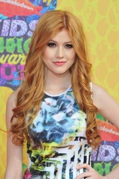 Katherine McNamara - Nickelodeon's 27th Annual Kids' Choice Awards in LA - 29.03.2014