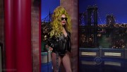 Lady Gaga | Late Show w/ David Letterman | Apr 2, 2014 | 720p