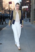 Iggy Azalea - heading to the studio in NYC - 04/03/14