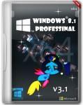 Windows 8.1 Pro x64 by D1mka v3.1 (RUS/2014)